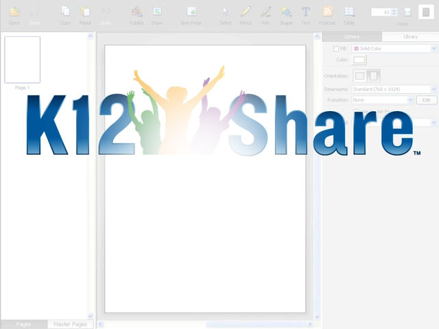 K12Share Screenshot